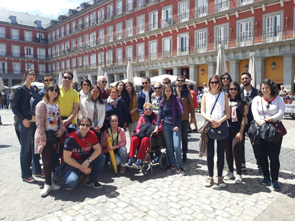 Free Tour Madrid Accesible