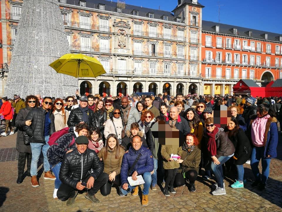 Visita Guiada Gratis Madrid
