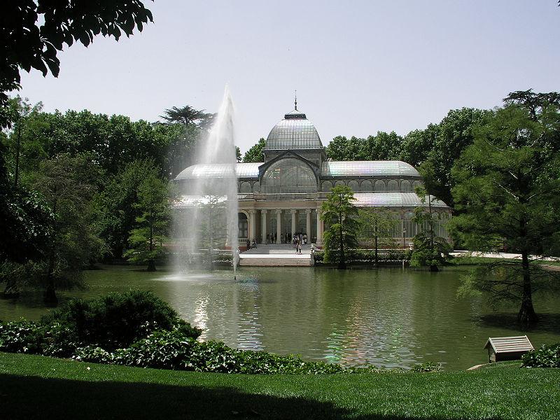 Tour Parque del Retiro