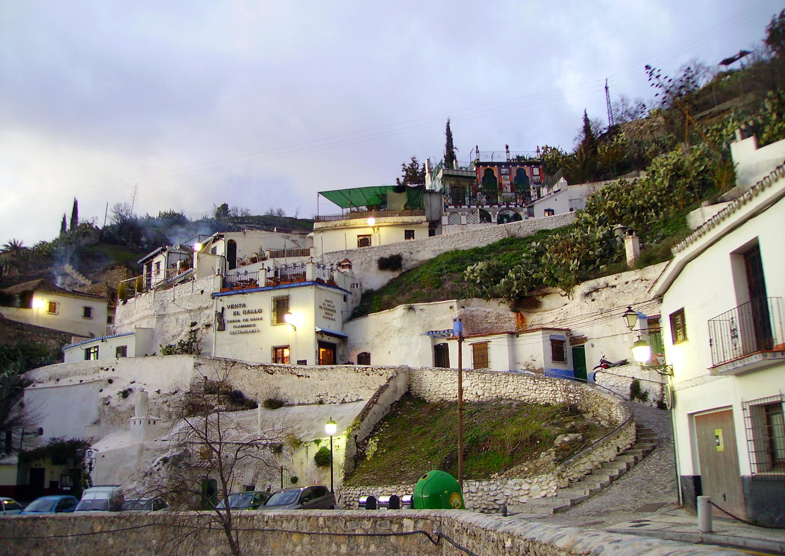Visita Guiada Albaicín y Sacromonte