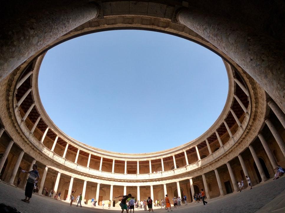 Visita Guiada Alhambra - Palacio de Carlos V