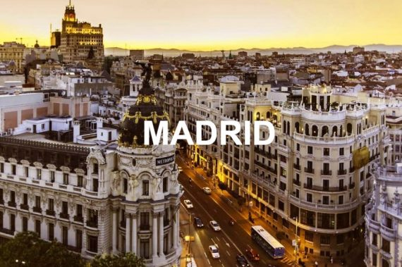 Tours Madrid