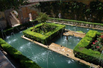 Alhambra, Jardines, Generalife y Alcazaba