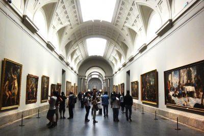 Visita museo del Prado